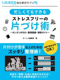忙しくてもできるストレスフリーの片づけ術~カンタン片付け・整理整頓・掃除ガイド~-電子書籍
