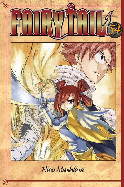 Fairy Tail 54-電子書籍