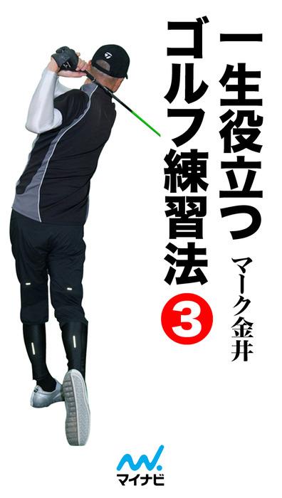 一生役立つゴルフ練習法 第三巻-電子書籍-拡大画像