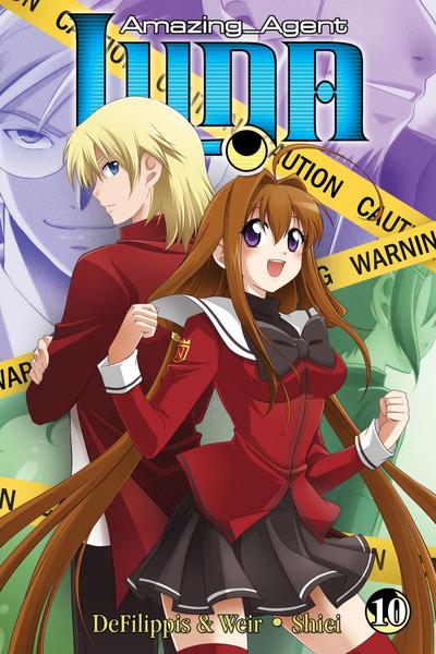 Amazing Agent Luna Vol. 10-電子書籍