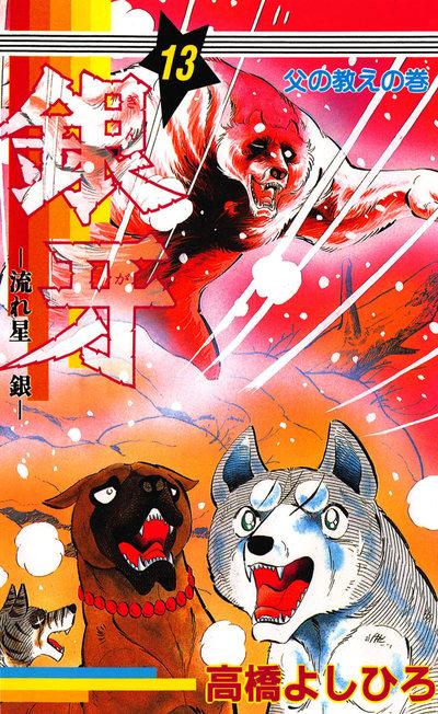 銀牙―流れ星 銀― 第13巻-電子書籍