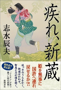 疾(はし)れ、新蔵-電子書籍