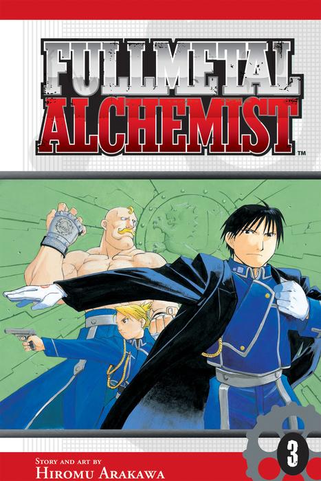 Fullmetal Alchemist, Vol. 3拡大写真