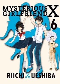 Mysterious Girlfriend X Volume 6