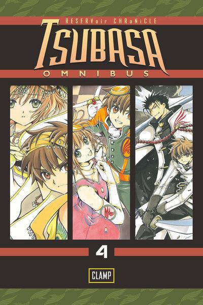Tsubasa Omnibus 4-電子書籍