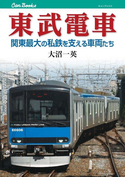 東武電車拡大写真