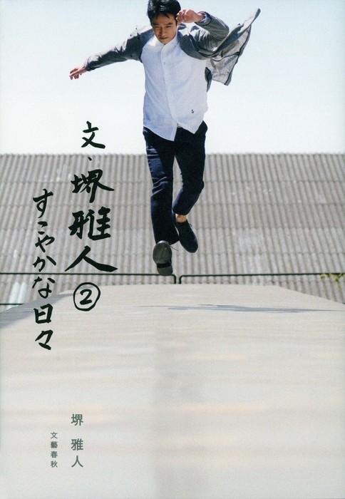 文・堺雅人2 すこやかな日々拡大写真