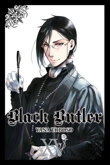 Black Butler, Vol. 15拡大写真