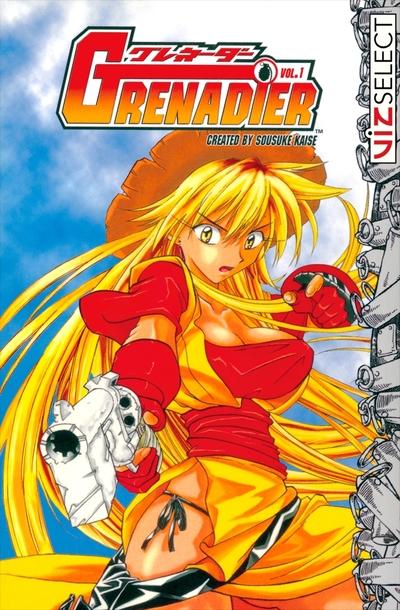 Grenadier, Vol. 1-電子書籍