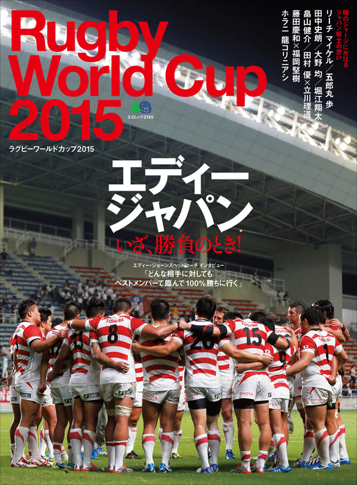 Rugby World Cup 2015拡大写真
