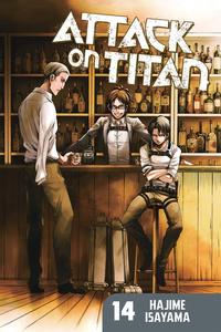 Attack on Titan 14-電子書籍