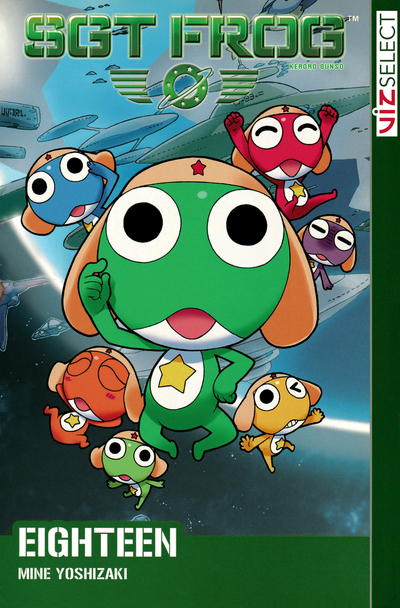 Sgt. Frog, Vol. 18-電子書籍