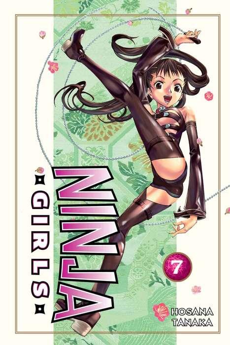 Ninja Girls 7拡大写真