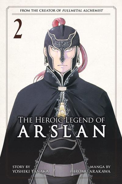 The Heroic Legend of Arslan 2-電子書籍
