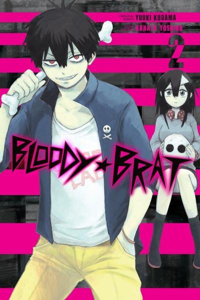 Bloody Brat, Vol. 2-電子書籍