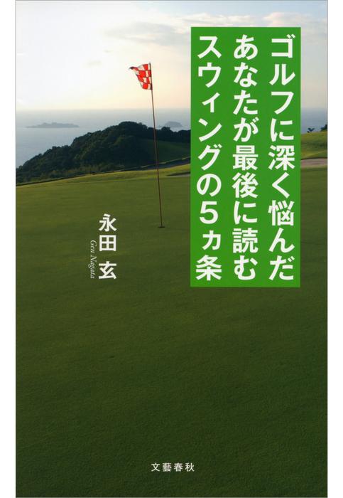 ゴルフに深く悩んだあなたが最後に読むスウィングの5ヵ条拡大写真