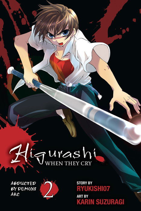 Higurashi When They Cry: Abducted by Demons Arc, Vol. 2拡大写真