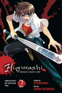 Higurashi When They Cry: Abducted by Demons Arc, Vol. 2-電子書籍