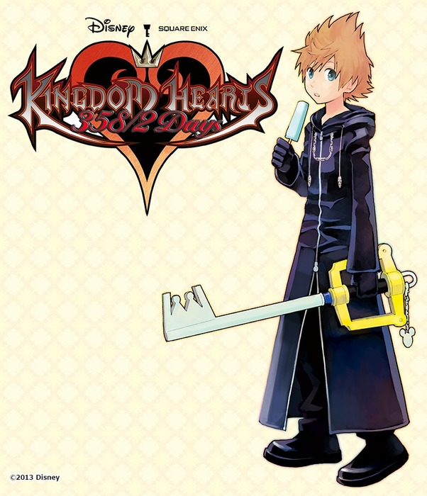 Kingdom Hearts 358/2 Days, Vol. 1: Bookshelf Skin [Bonus Item]拡大写真