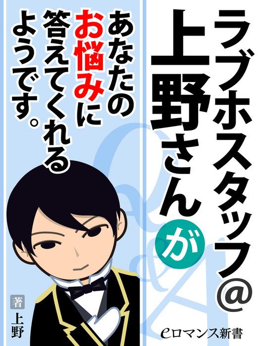er-ラブホスタッフ@上野さんがあなたのお悩みに答えてくれるようです。拡大写真
