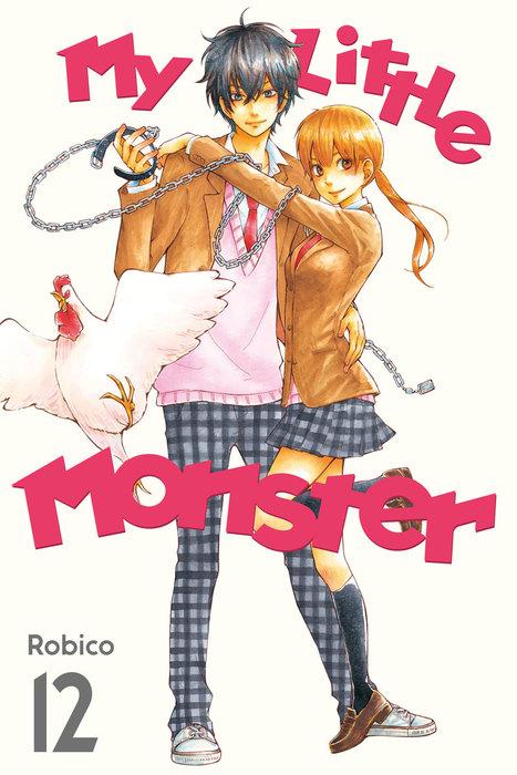 My Little Monster 12-電子書籍-拡大画像