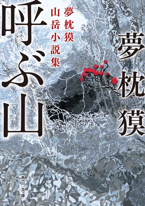 呼ぶ山 夢枕獏山岳小説集拡大写真