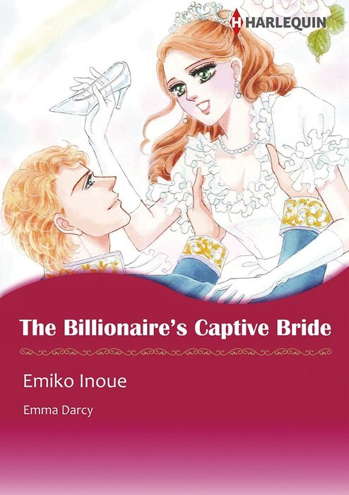 THE BILLIONAIRE'S CAPTIVE BRIDE拡大写真