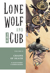 Lone Wolf and Cub Volume 8: Chains of Death-電子書籍