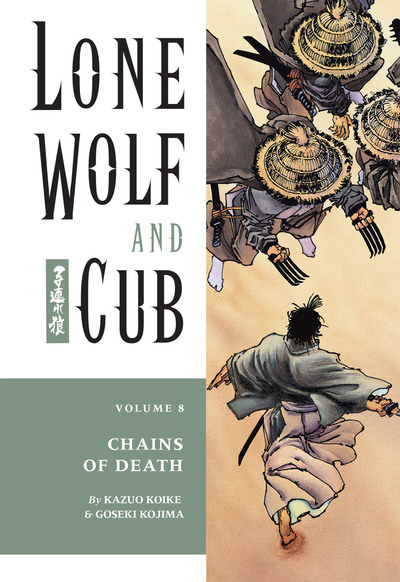 Lone Wolf and Cub Volume 8: Chains of Death