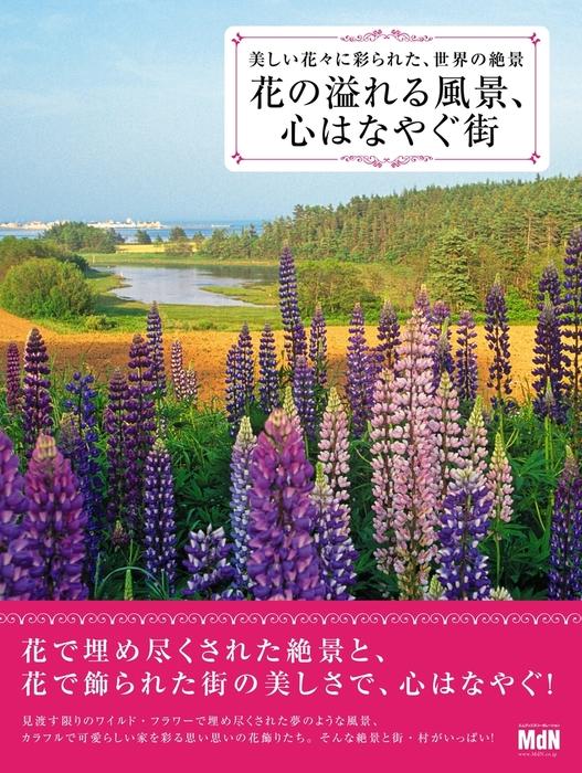 花の溢れる風景、心はなやぐ街 美しい花々に彩られた、世界の絶景-電子書籍-拡大画像