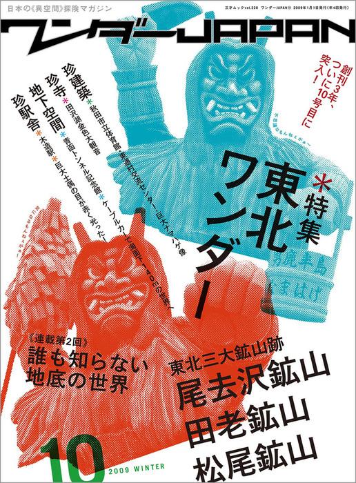 ワンダーJAPAN vol.10拡大写真