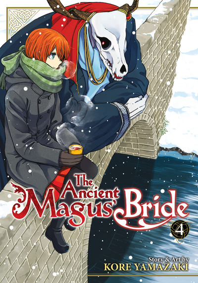 The Ancient Magus' Bride Vol. 04