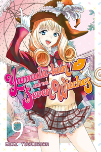 Yamada-kun and the Seven Witches 9