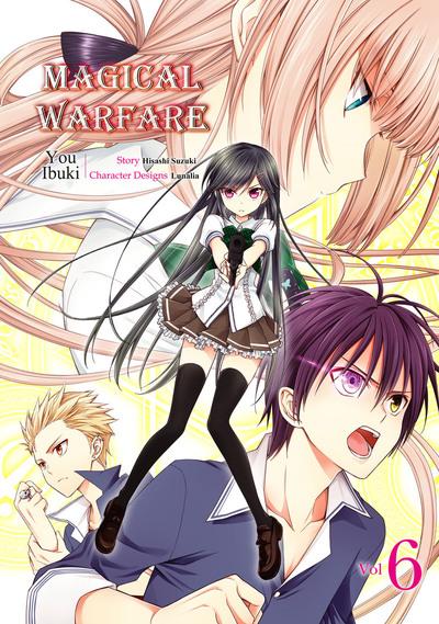 Magical Warfare 6