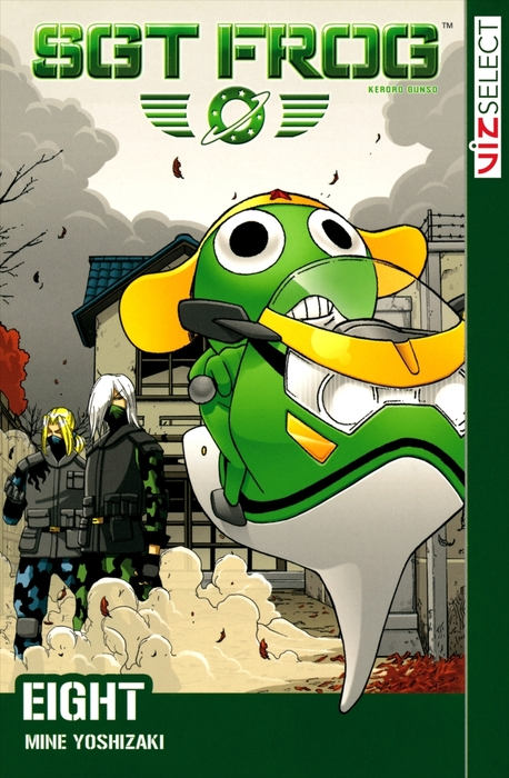 Sgt. Frog, Vol. 8拡大写真