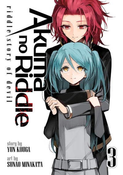 Akuma no Riddle Vol. 03