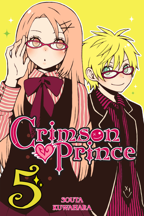 Crimson Prince, Vol. 5拡大写真