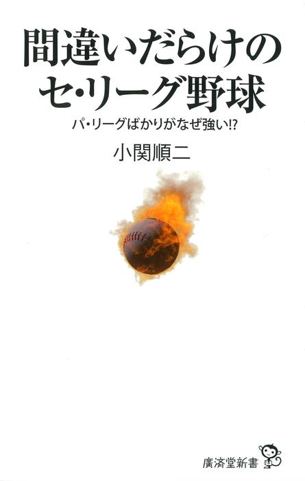 間違いだらけのセ・リーグ野球-電子書籍-拡大画像