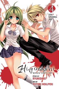 Higurashi When They Cry: Eye Opening Arc, Vol. 4-電子書籍