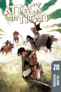 Attack on Titan Volume 20-電子書籍