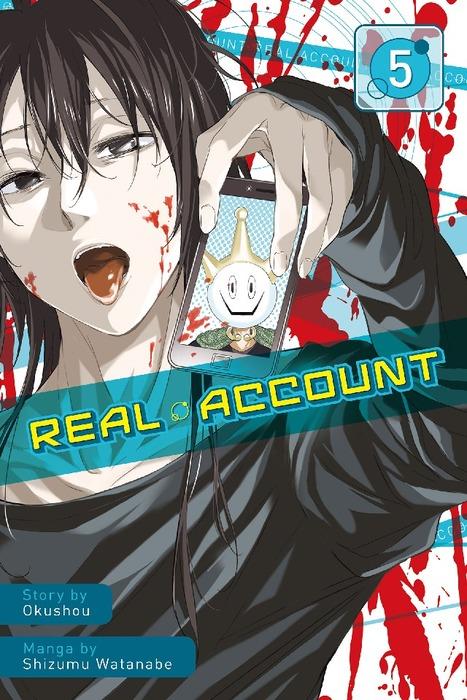 Real Account Volume 5拡大写真