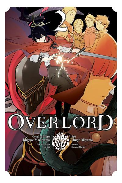 Overlord, Vol. 2 (manga)-電子書籍