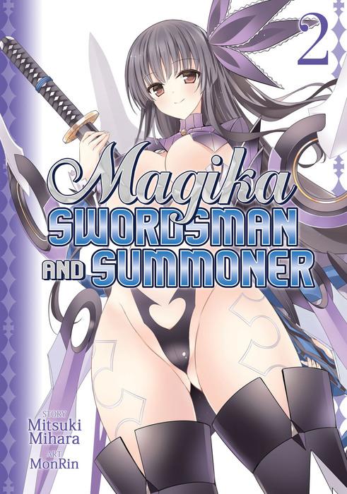 Magika Swordsman and Summoner Vol. 2拡大写真