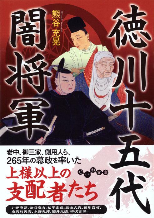 徳川十五代闇将軍拡大写真