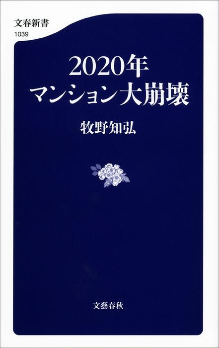 2020年マンション大崩壊-電子書籍-拡大画像