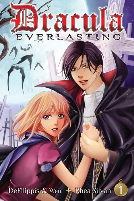 Dracula Everlasting Vol. 1拡大写真