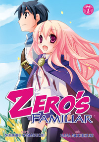 Zero's Familiar Vol. 7-電子書籍