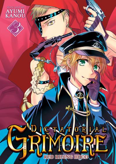 Dictatorial Grimoire Vol. 3-電子書籍
