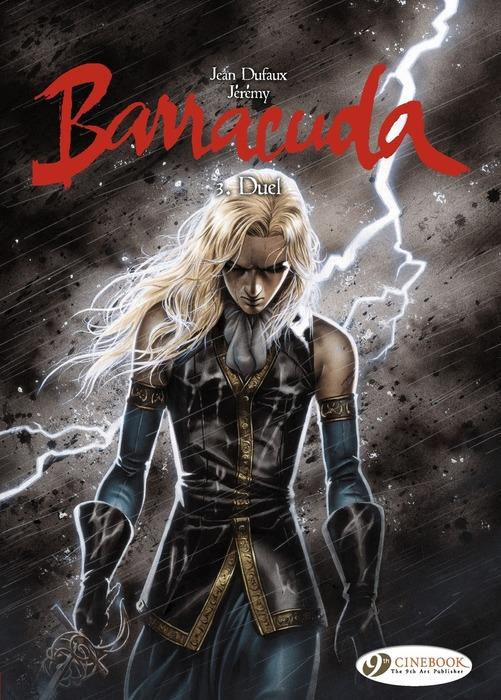 BOOK☆WALKER Global:Barracuda - Volume 3 - Duel - Manga - BOOK☆WALKER