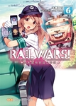 RAILWARS!6-電子書籍